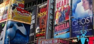 comedie musicale broadway