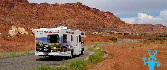 location camping car cruise america
