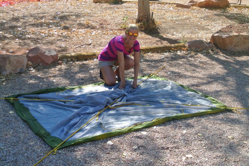 Emplacements complets de camping à Fort Wilderness