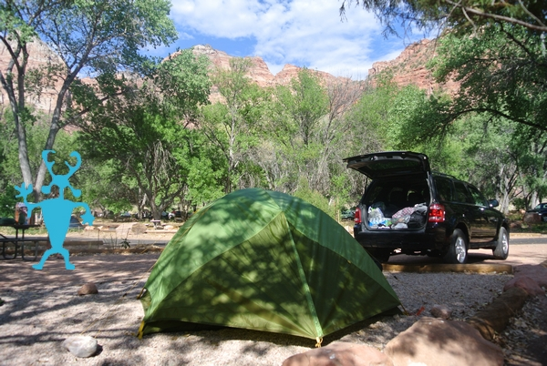 watchman campground zion national park