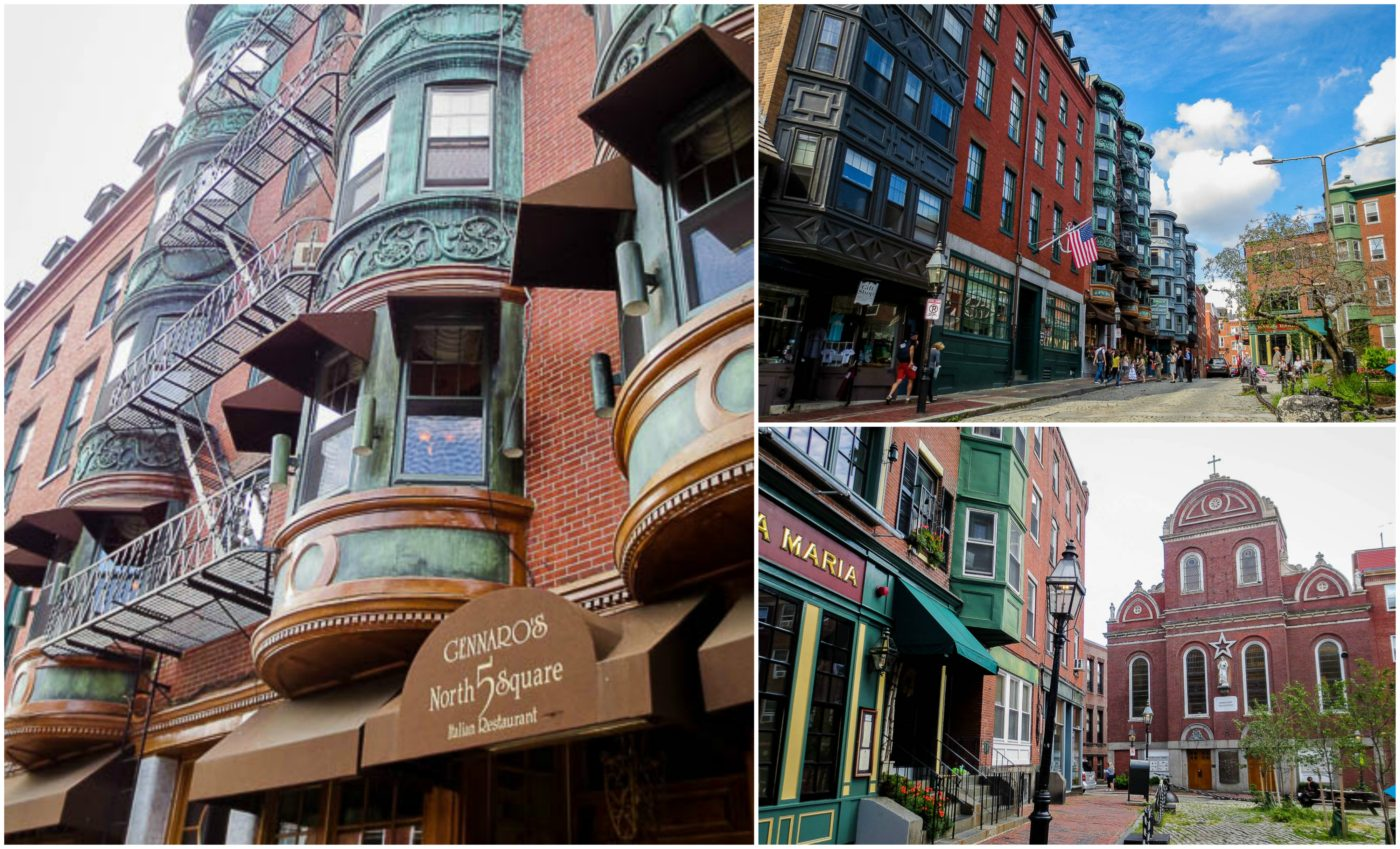 north end boston