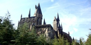 Harry Potter the forbidden journey Universal's ilands of Adventure Orlando