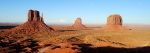 Monument valley paysage