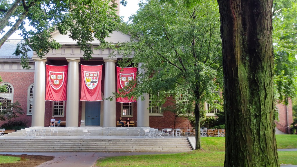 Harvard Boston