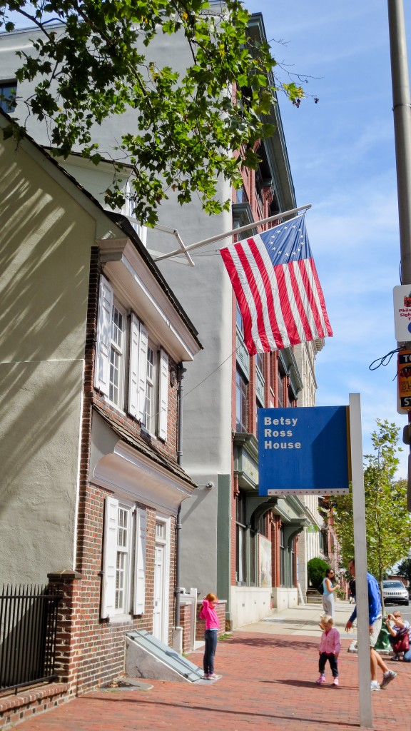 maison Betsy Ross house