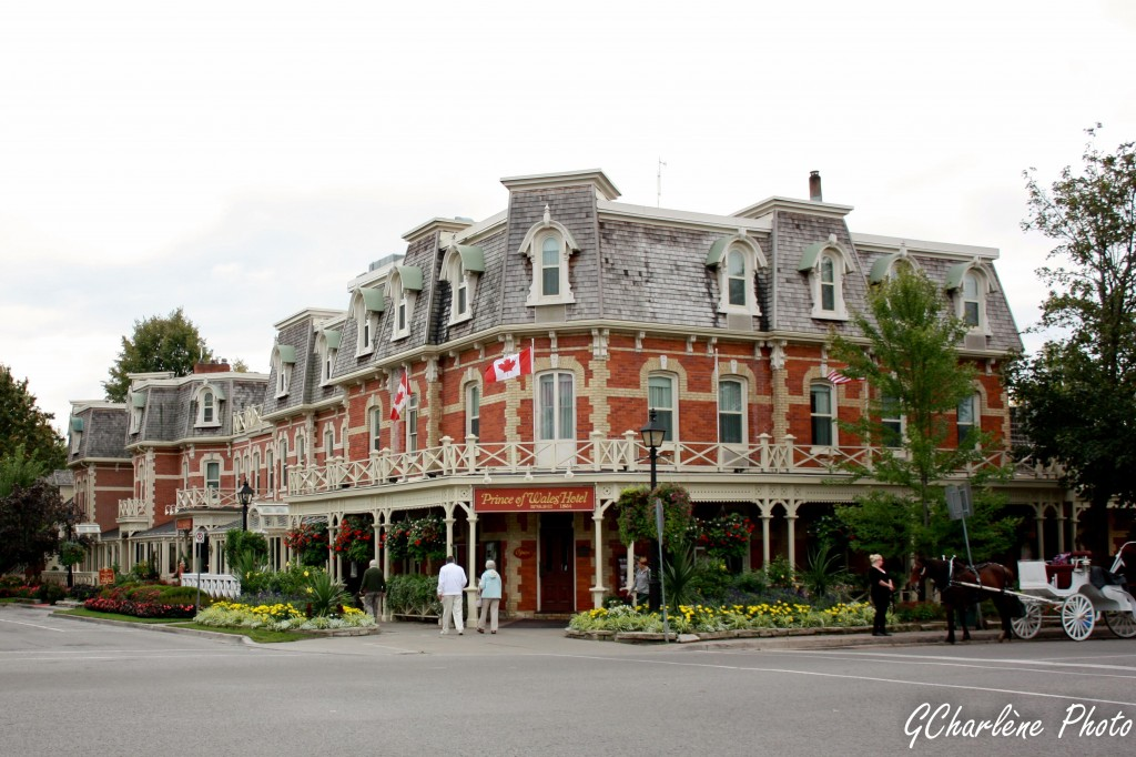 Prince wales Hotel Niagara on the Lake