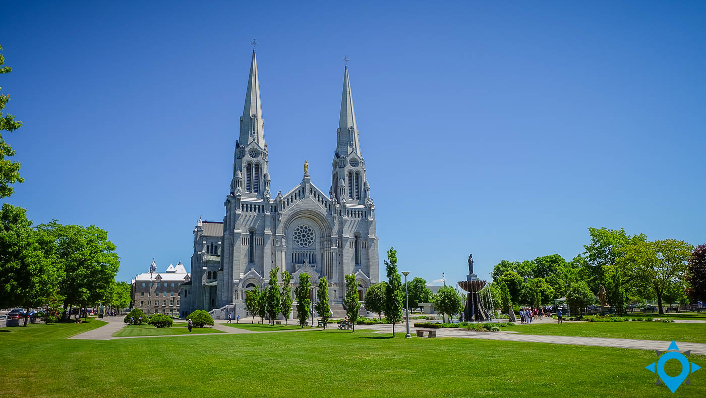 basilique sainte anne de beaupré