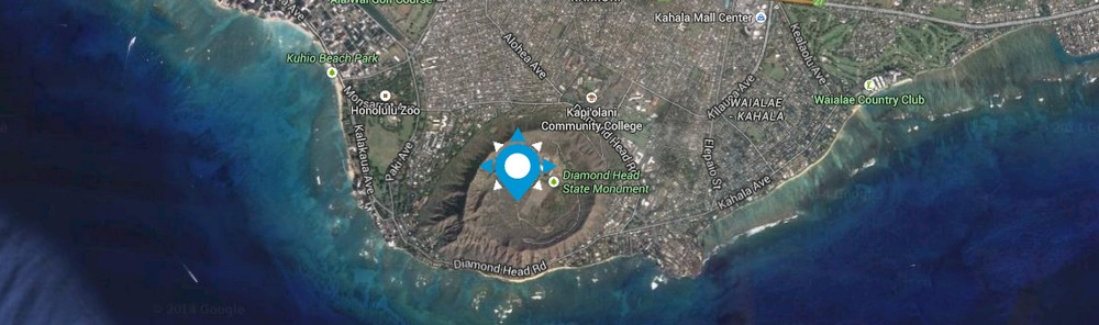 diamond head carte