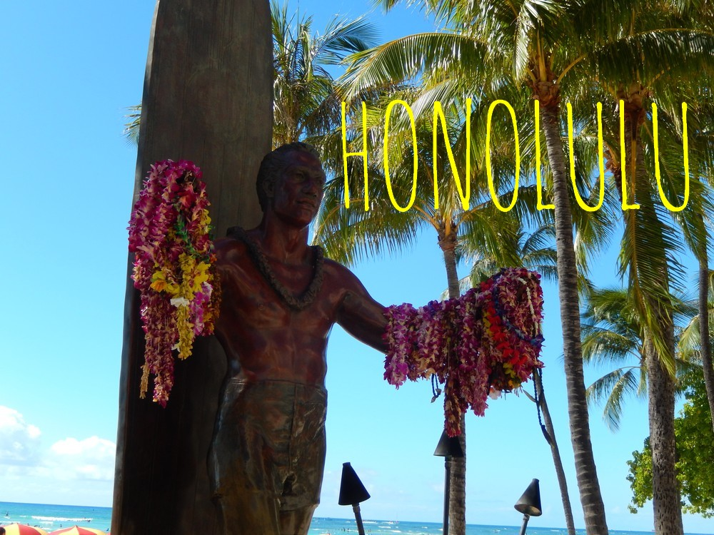Honolulu Duke Kahanamoku