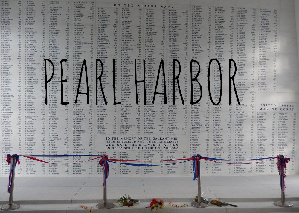 Pearl Harbor monument
