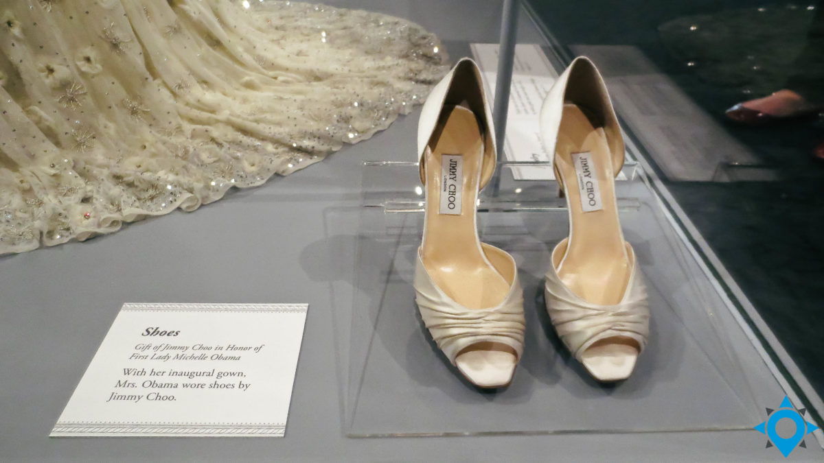jimmy Choo Michelle obama