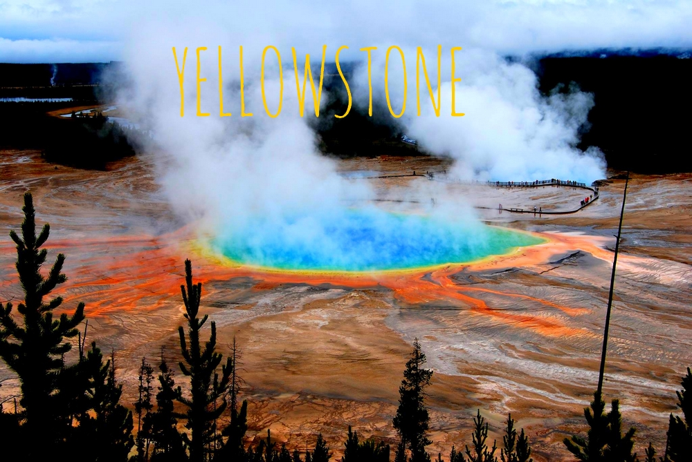 parc national du yellowstone
