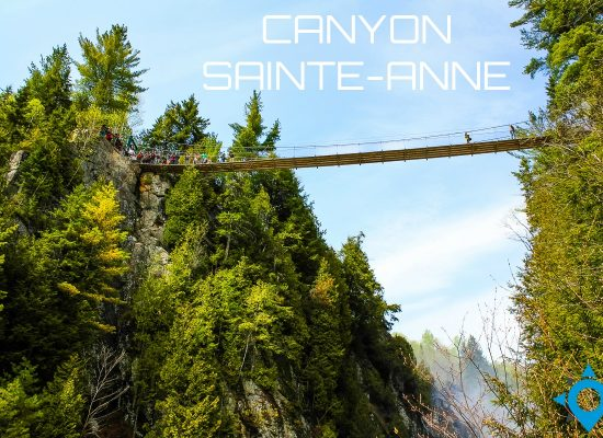 canyon sainte anne