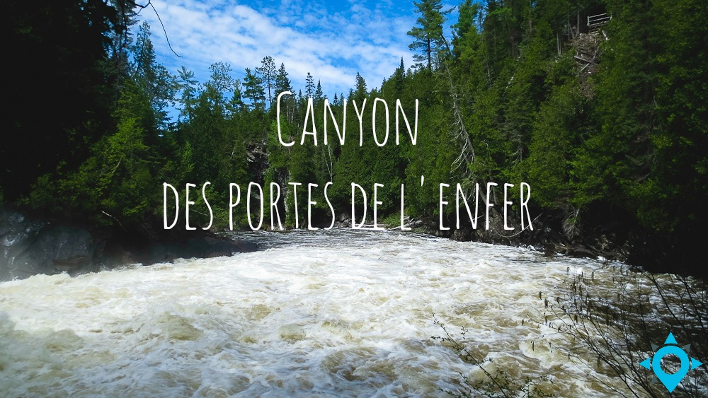 canyon des portes de l'enfer