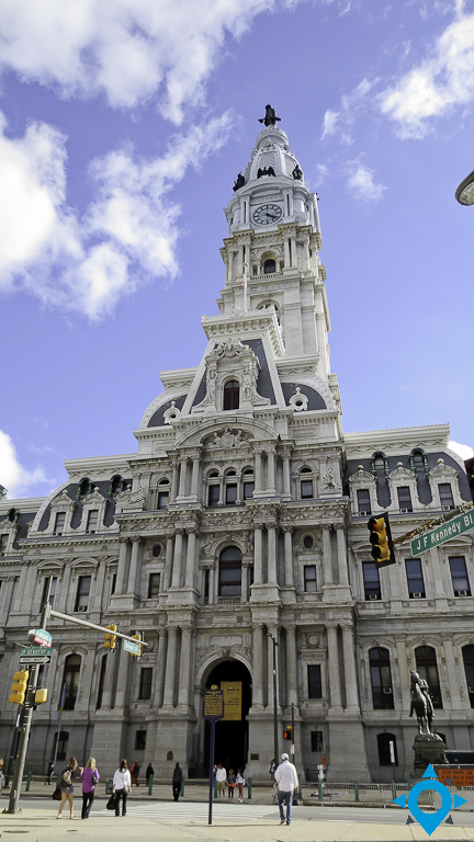 city hall philadelphie