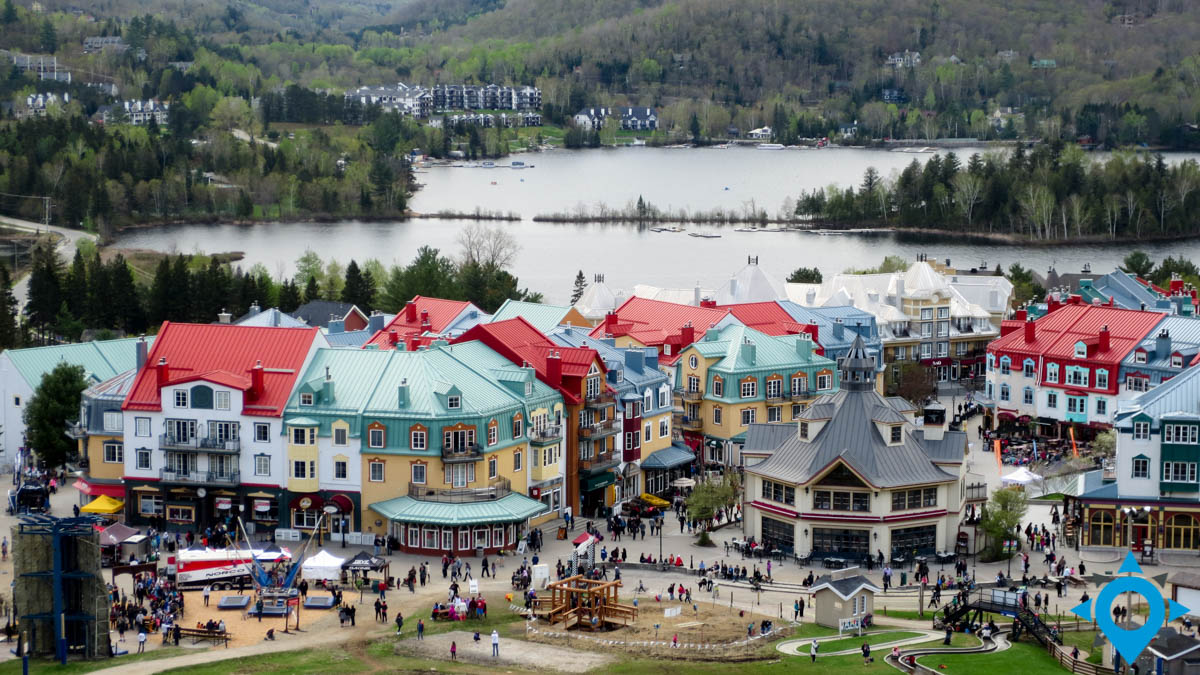 village mont tremblant