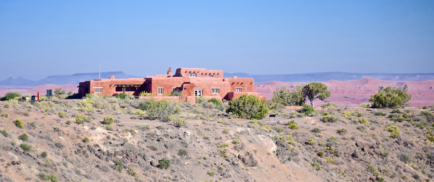 Painted Desert Inn National Landmark