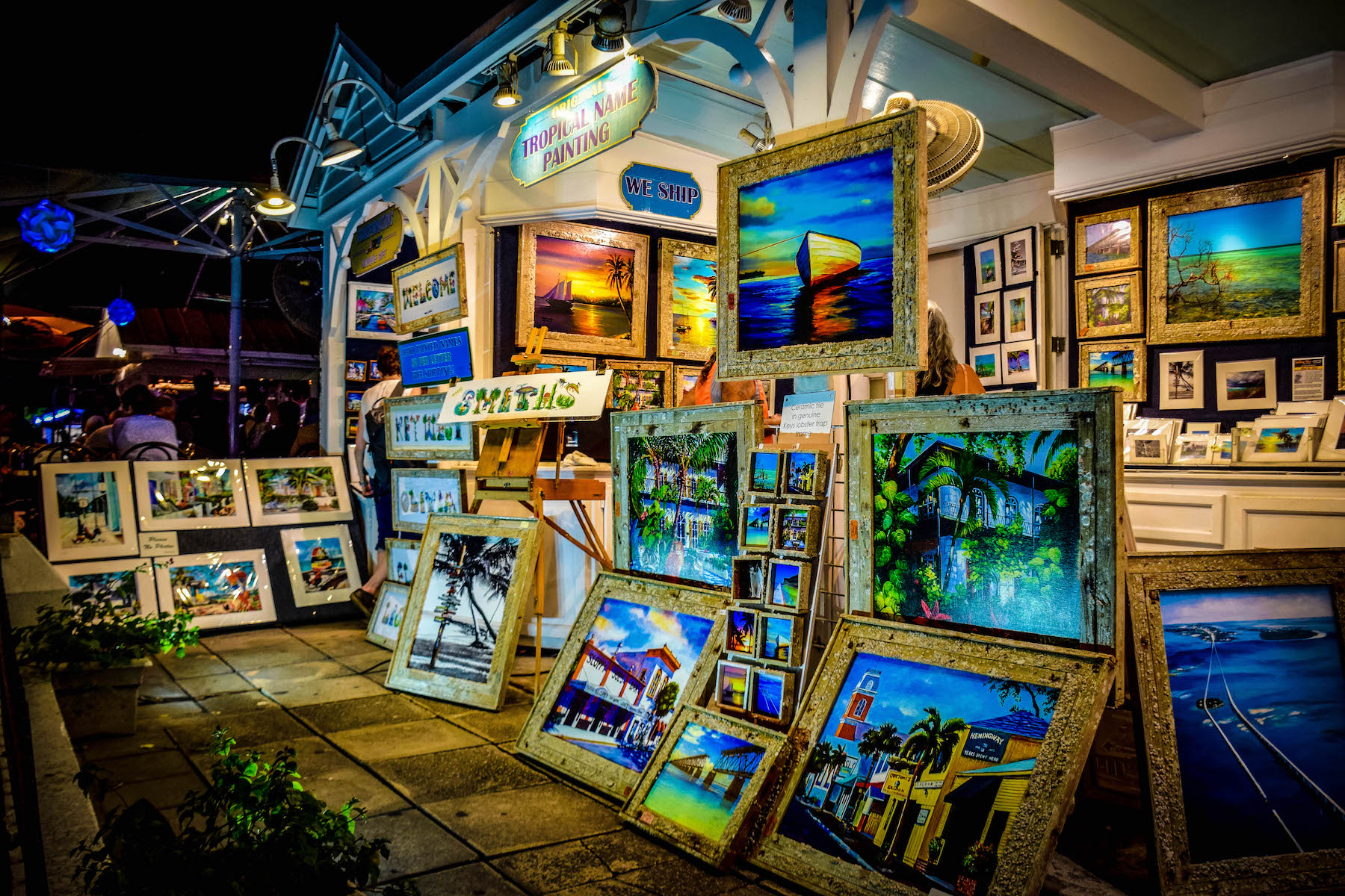 key west art