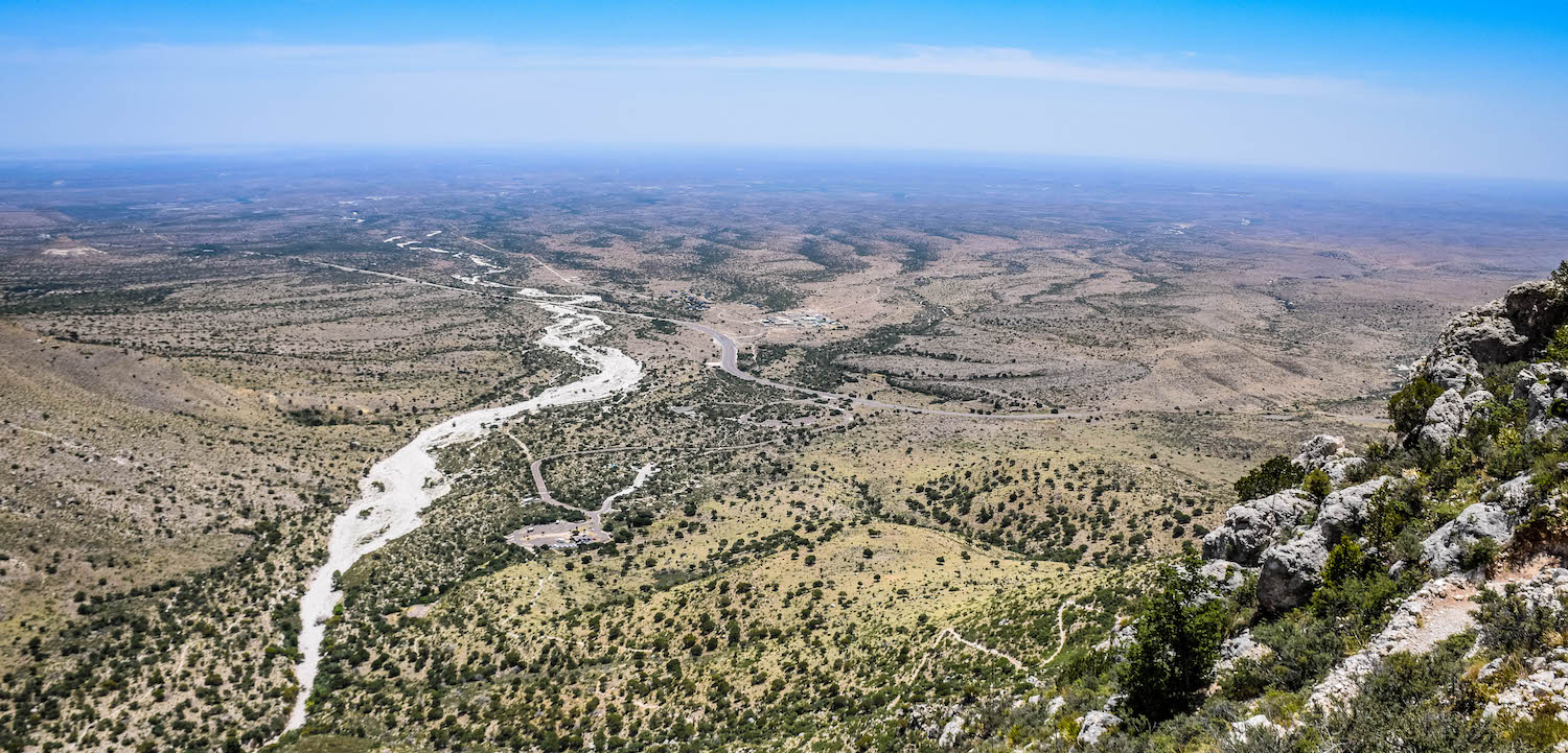 parc national Guadalupe Texas