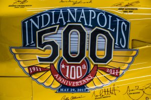 100 ans 500 miles indianapolis