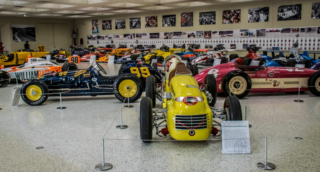 musee indianapolis motor speedway