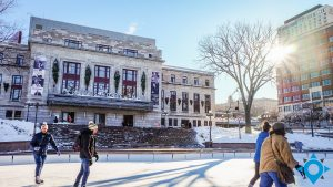 patinoire place Youville