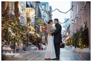 elopement quebec