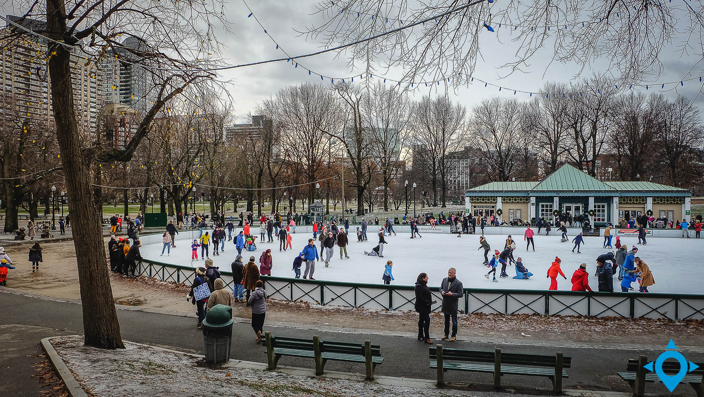 boston common patinoire