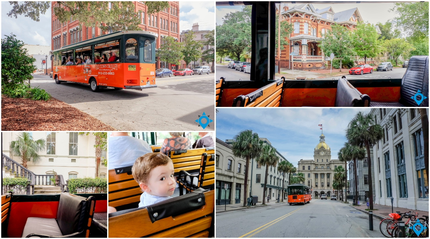 savannah trolley