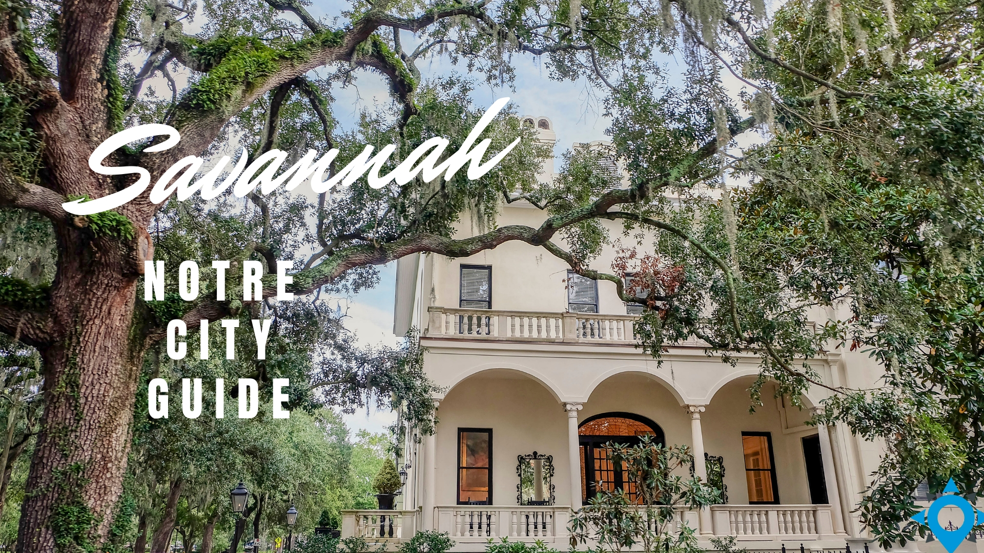 savannah city guide