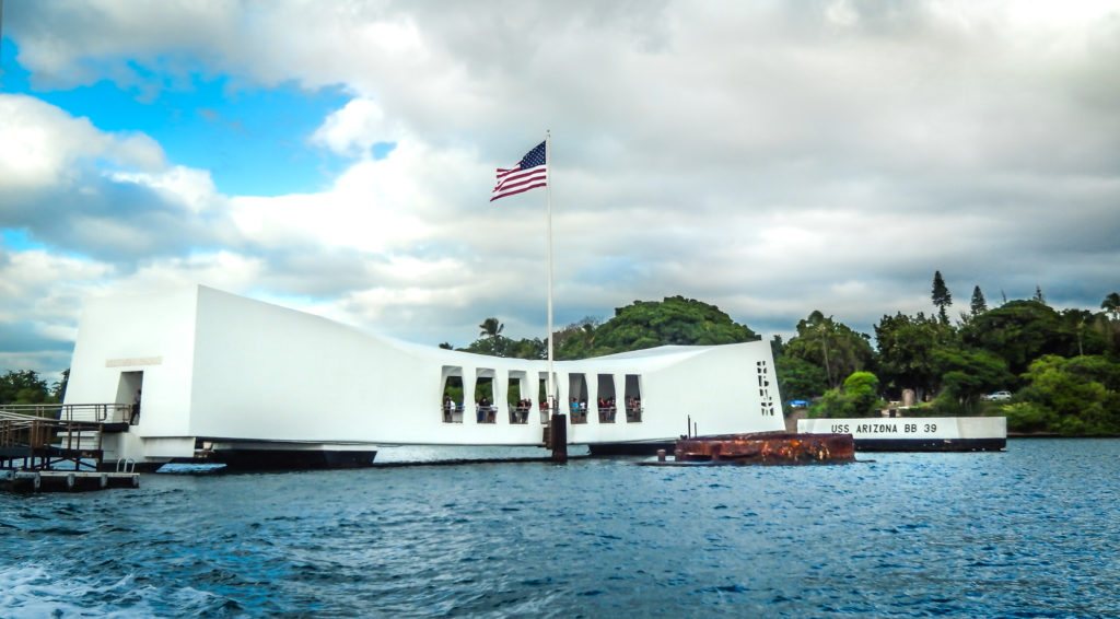 memorial pearl harbor
