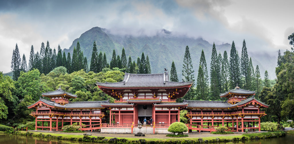 pano byodo-in temple