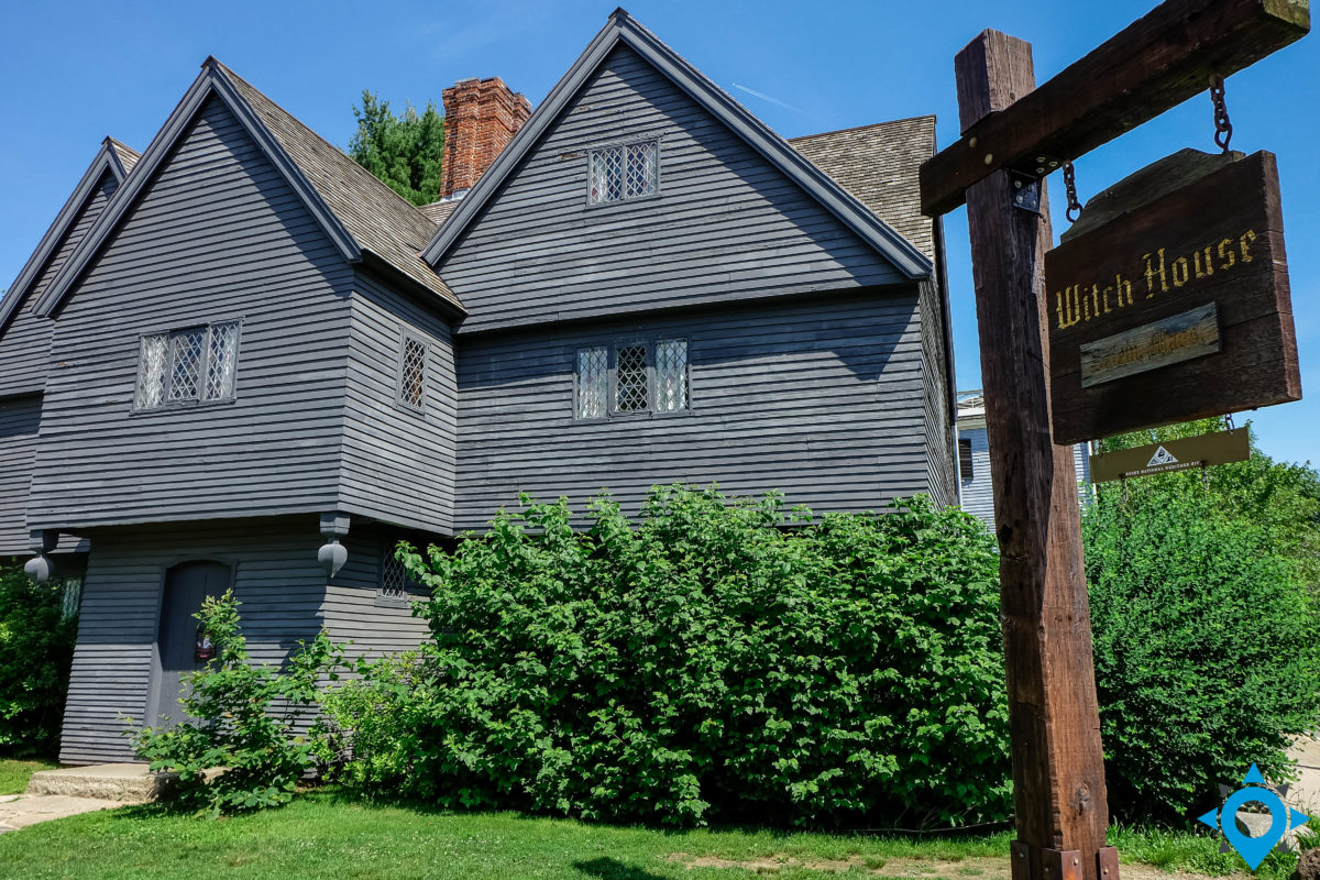 witch house Salem